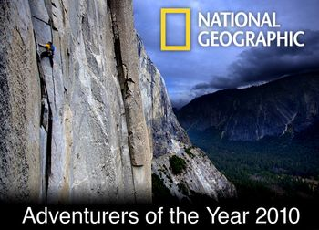 Alex Honnold - National Geographic Adventurers of the Year