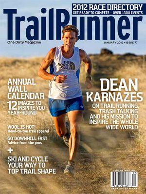 Runner dean karnazes
